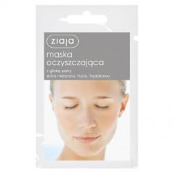 Ziaja Maska oczyszczająca z...