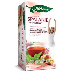 Herbatka Fix Spalanie +...