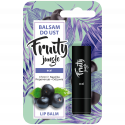 Fruity Jungle Lip Balm Acai...