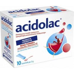 Acidolac 3g 10 saszetek