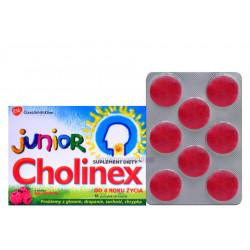 Cholinex Junior o smaku...