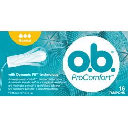 O.B. ProComfort Tampony...