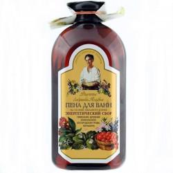 Agafia Herbal BATH foam...