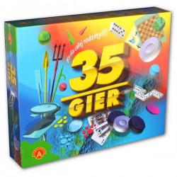 35 gier - dla całej rodziny