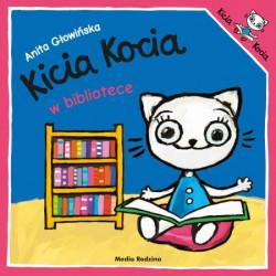Kicia Kocia. W bibliotece