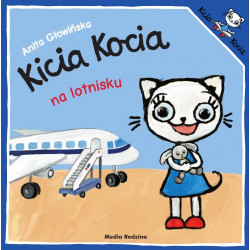 Kicia kocia na lotnisku