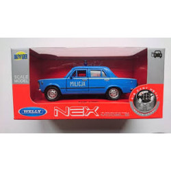 Welly 1:34 Model Policja...