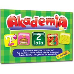 Akademia 2 lata A5