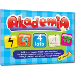 Akademia. 4 lata A5