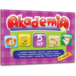Akademia. 5 lat A5
