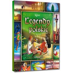 Legendy polskie Kolorowa...