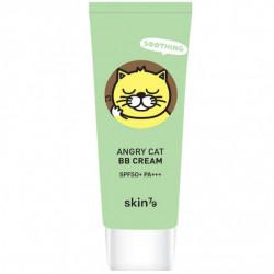 skin79 Animal Angry Cat BB...