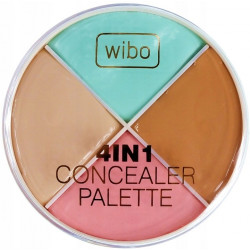 Wibo 4in1 Concealer Palette...