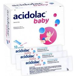Acidolac Baby 1,5g 10 saszetek