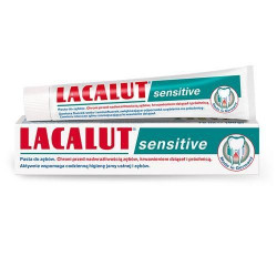 Lacalut Sensitive pasta do...
