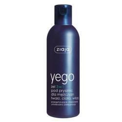 Ziaja Yego Shower Gel 3in1...