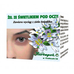 Gel With Eyebright contains...