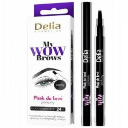 Delia My WOW Brows Pisak do...