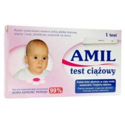 Test Ciążowy Amil domowy...