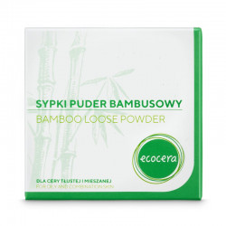 Ecocera Bamboo Loose powder 8g